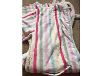 Cath Kidston striped dressing gown 10 12 14