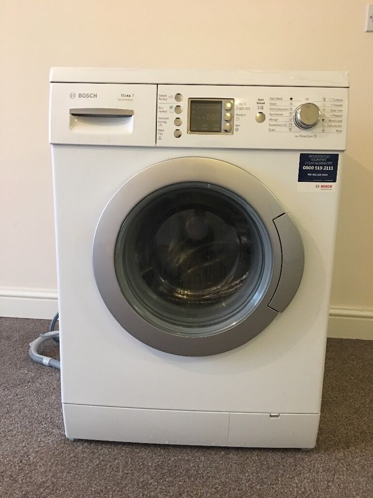 bosch maxx 7 varioperfect wae28490gb washing machine in stratford london gumtree. Black Bedroom Furniture Sets. Home Design Ideas