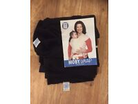 Moby wrap sling baby carrier