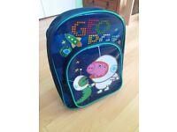 Peppa Pig kids backpack - George