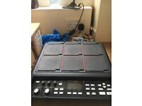 Roland SPD-SX mint condition with power adaptor