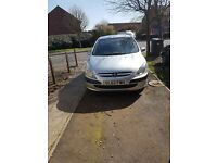 Peugeot 307 lx hdi 1.4 diesel moted to the 18/1/2018