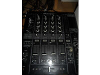 Pioneer djm800 MIXER MINT / EXCELLENT CONDITION hardly used never left house