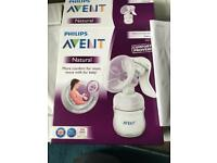 Breast pump new