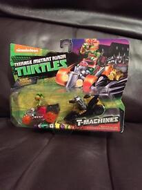 Teenage mutant ninja turtles - t machines