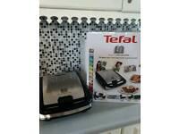 Tefal snack maker