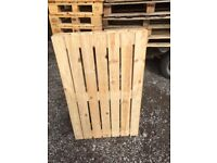 Pallets for firewood all sizes