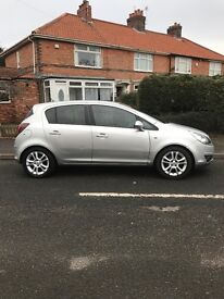 Vaxuhall Corsa Lady Owner