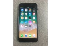 iPhone 6S plus space grey 16gb unlocked