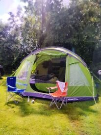 Beautiful Canvas Frame Tent Lovely Condition | in Norwich