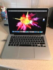 MacBook Pro (Retina, 13-inch. Late 2013) excellent working condition