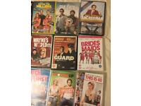 Comedy DVD collection for sale