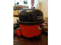 Henry xtra hoover .. working