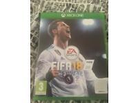 Fifa 18 Xbox one.