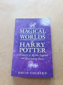 Harry Potter book ' Magical Worlds of Harry Pottet