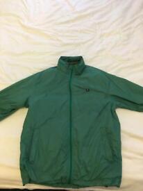 Fred Perry x Bradley Wiggins jacket in Green