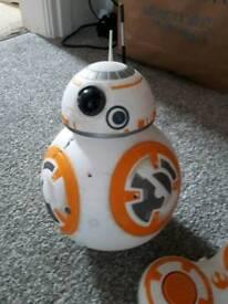 Star was bb8 remote control toy