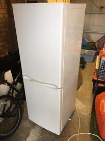3/4 size fridge freezer