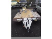 CAravan Chassis suitable for trailer