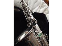 Weril Spectra A931 Alto saxophone (silver)