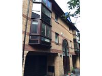 2 Bedroom Furnished Townhouse with Garage West End