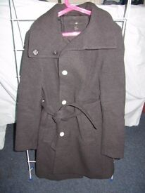women's coats s. 10, £5 each