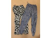 Hareem style trousers