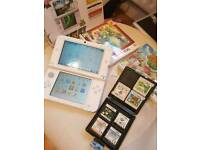 Nintendo 3DS XL bundle (with MarioKart7 installed)