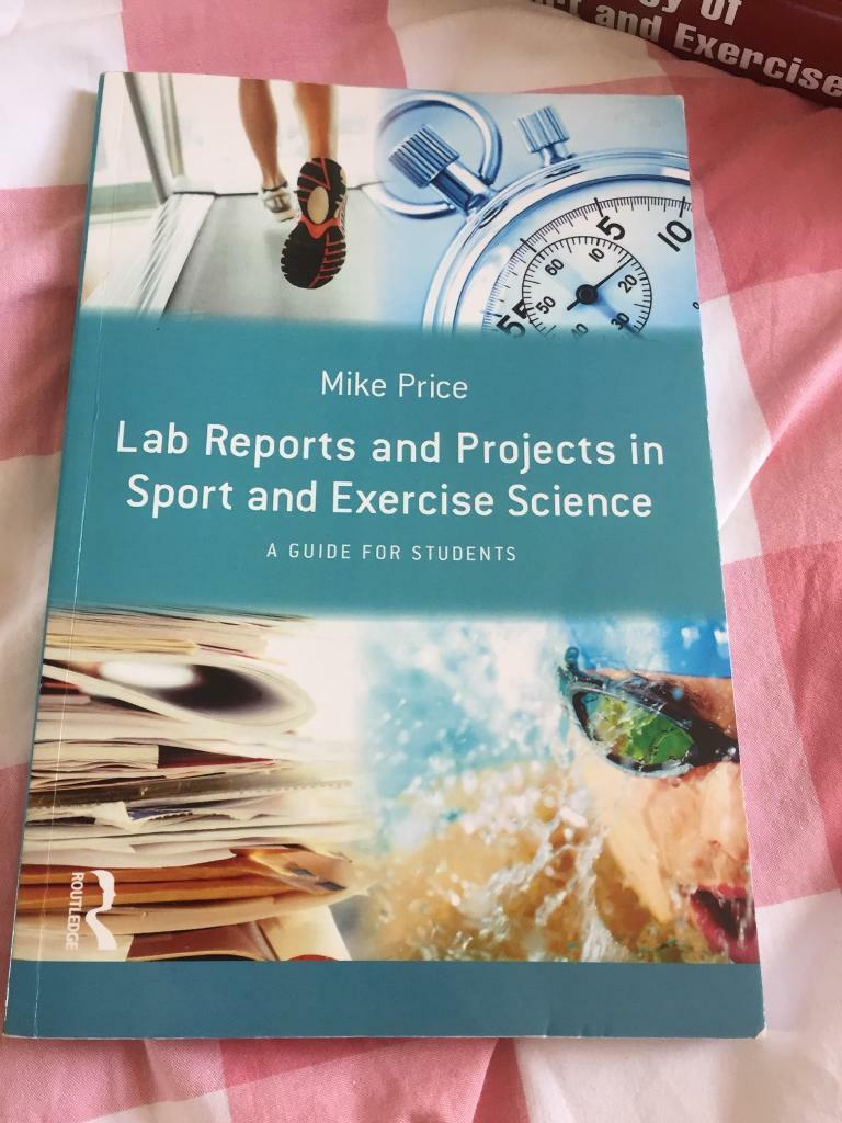 Lab report and projects in sport and Exercise sciencein Welwyn Garden City, HertfordshireGumtree - Massive help for dissertation writing/lab reports Selling due to finishing university forever ( , well looked after!