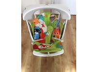 Fisher price take a long swing bouncer