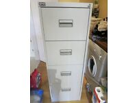 Filing Cabinet 4 drawer Foolscap size Excellent Condition