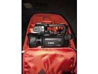 Canon Xa20 Camcorder/ IMac/ Hp Printer