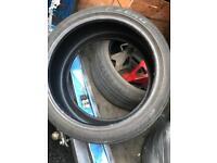 "Pirelli p zero 20"" tyre"
