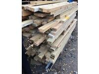 4 x 2 timber used