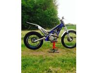 Sherco 2015 300 racing trials bike