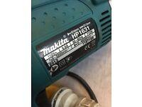 MAKITA 13mm HAMMER 110v DRILL...NEVER USED!