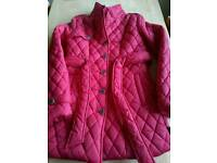 Henley Red Jacket size 10, Bellfield jacket size 6