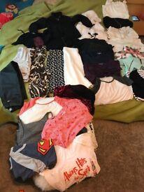 Big bundle of clothes size 8-10 !!!! Must go asap