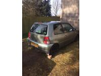 Volkswagen Lupo 1L Spares or Repairs