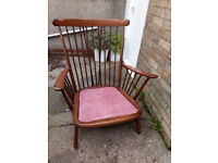 Ercol Windsor Armchair / Large Firside Chair