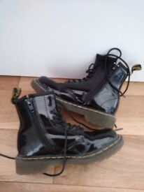 Childs Dr Martens Boots Size 11