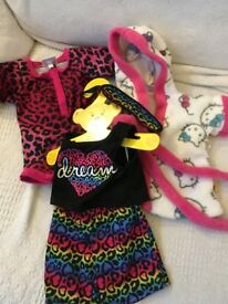 Build-a-Bear Nightwear and accessories