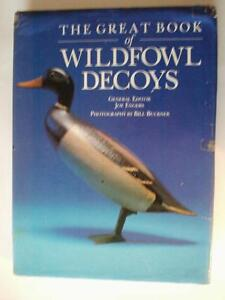 THE GREAT BOOK of WILDFOWL DECOYS, U.S.A., CANADA,EUROPE #B149