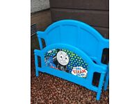 Cot bed Thomas the train