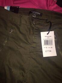 select khaki jeans Brand new 10