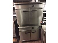 Falcon Dominator Plus 2 tier Gas Oven Natural Gas Double Oven