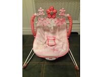 Baby bouncers excellent condition