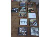 Beatles CD collection