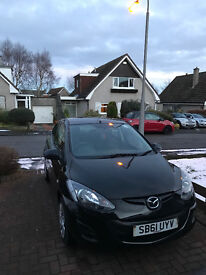 Mazda 2 5dr For Sale- 5 years old(2012). 55000 miles. One Owner. Just MOTd and Serviced. £3600 ONO