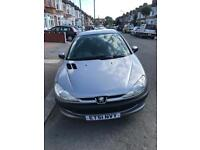 Peugeot 206 Automatic Full Service History Low Mileage